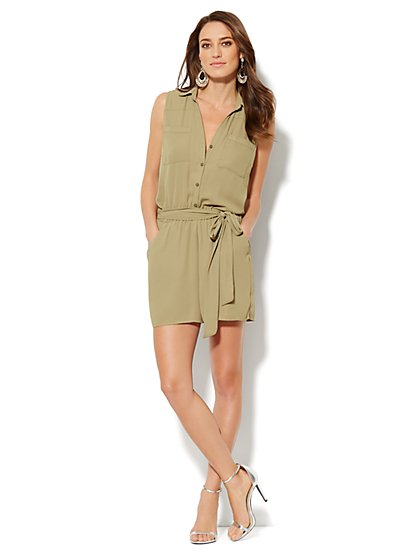 Mercer Soft Romper