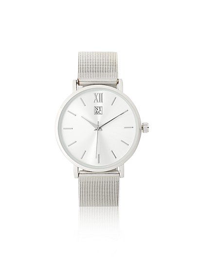 Mesh Band Watch  - New York & Company