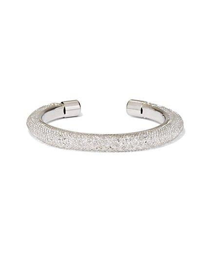 Mesh Cuff Bracelet  - New York & Company