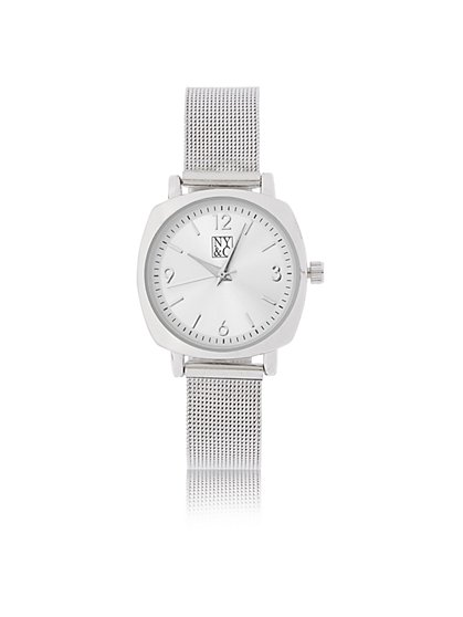 Mesh-Strap Watch  - New York & Company