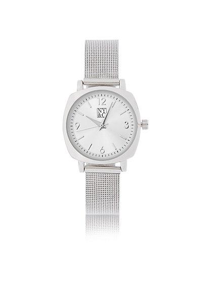 Mesh-Strap Watch  - New York & Company