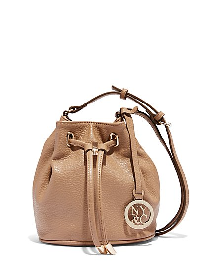 Mini Bucket Bag  - New York & Company