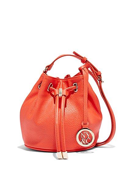 Mini Bucket Bag  - New York & Company