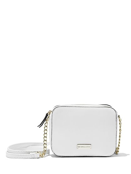 Mini Crossbody Bag  - New York & Company