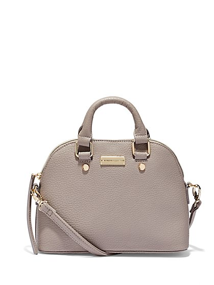 Mini Dome Bag  - New York & Company