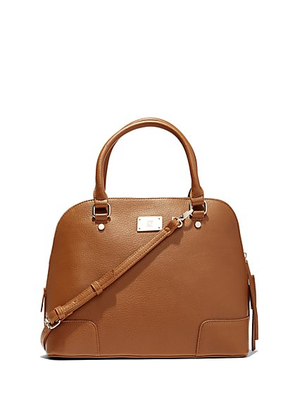 Mini Dome Satchel  - New York & Company