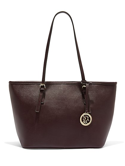 Mini Union Square Tote  - New York & Company