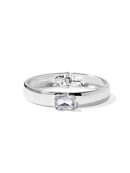 NY Accents - Sparkling Cuff Bracelet  - New York & Company
