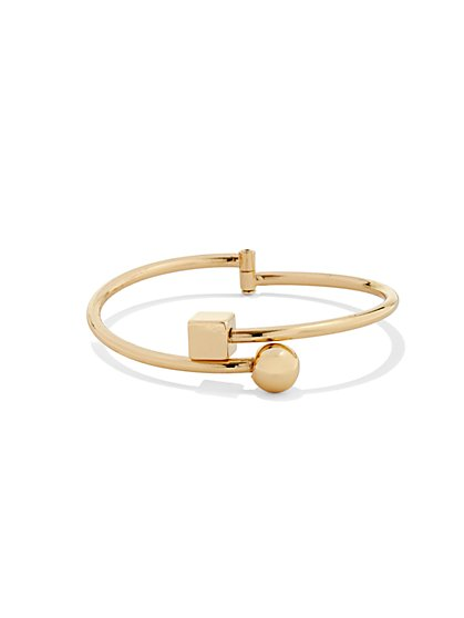 NY Accents - Sphere & Cube Bracelet - New York & Company