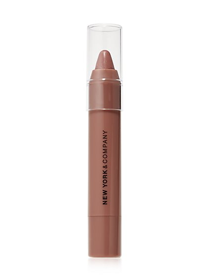 NY&C Beauty Lip Crayon - Brownstone - New York & Company
