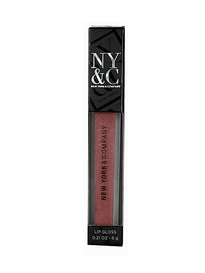 NY&C Beauty - Lip Gloss - Linger - New York & Company