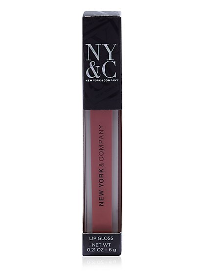 NY&C Beauty - Lip Gloss - Nude
