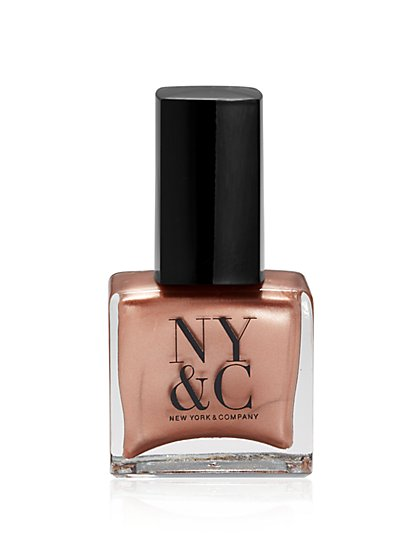 NY&C Beauty - Nail Polish - Broadway Brown - New York & Company