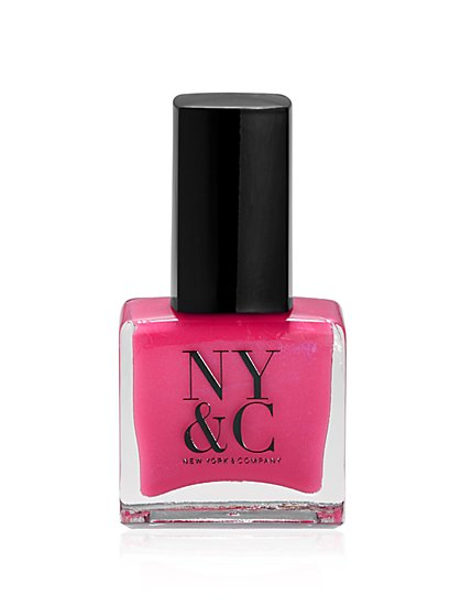 NY&C Beauty - Nail Polish - Pink Avenue - New York & Company