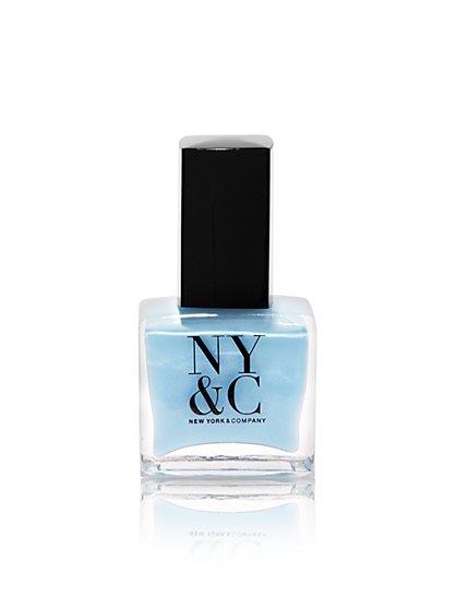 NY&C Beauty - Nail Polish - Skyline Blue - New York & Company