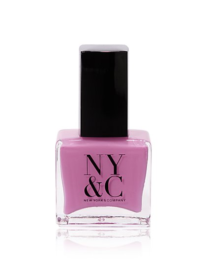 NY&C Beauty - Nail Polish - Violetini - New York & Company