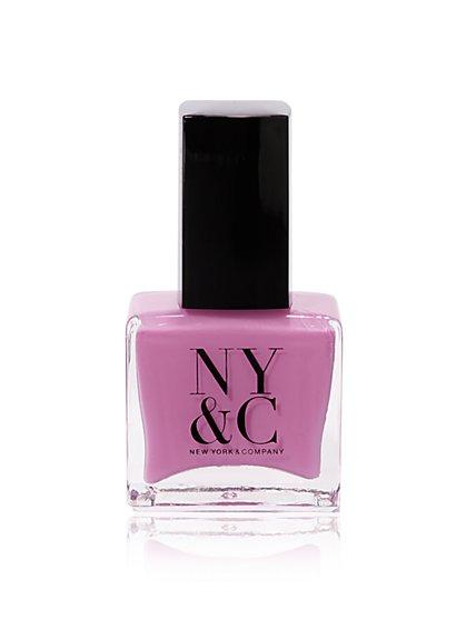 NY&C Beauty - Nail Polish - Violetini - New York & Company