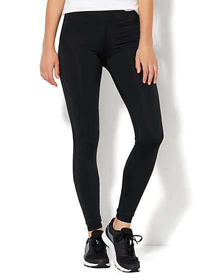 NY&C Velocity - Legging - Black  - New York & Company