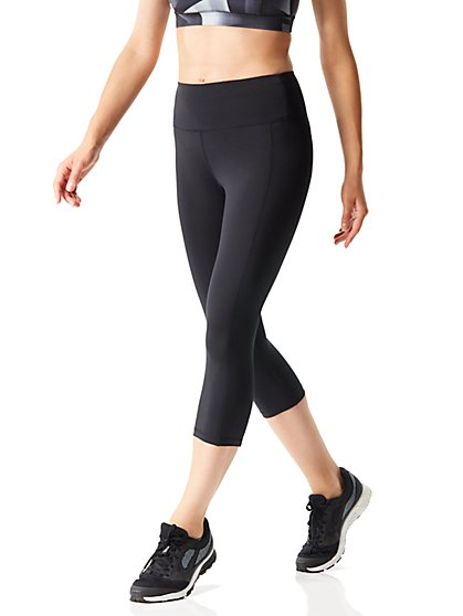 NY&C Velocity - Sculpted Crop Legging - New York & Company