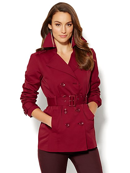 NY Trench Coat - New York & Company