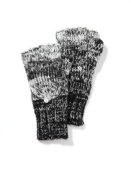 Ombre Fingerless Gloves - New York & Company