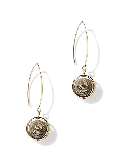 Orbit Drop Earring  - New York & Company