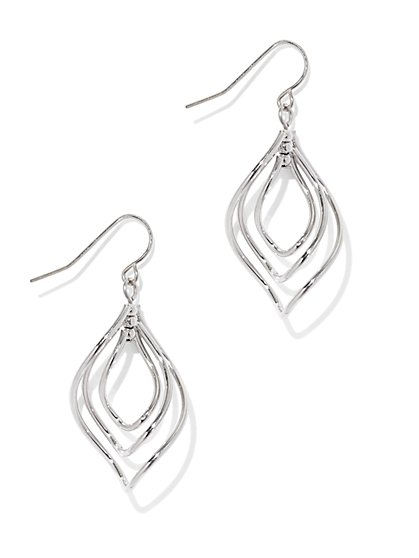 Orbital Drop Earring  - New York & Company
