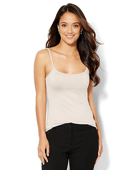 Original BodyShaper Camisole - Solid - New York & Company