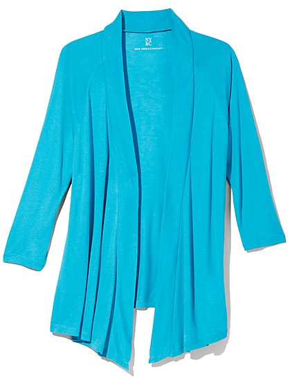 Outlet Exclusive - Flyaway Cardigan  - New York & Company