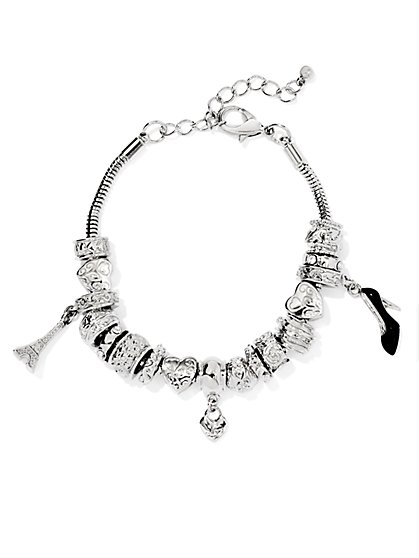 Paris Charm Bracelet  - New York & Company