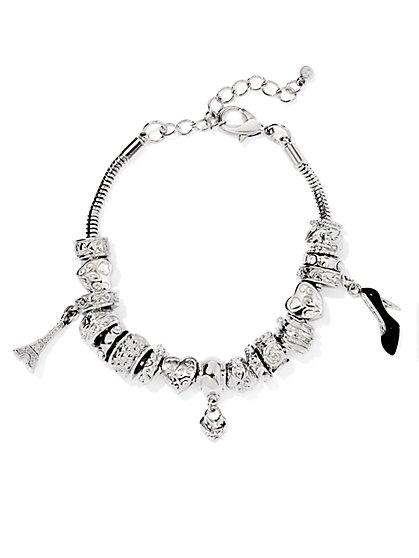 Paris Charm Bracelet  - New York & Company