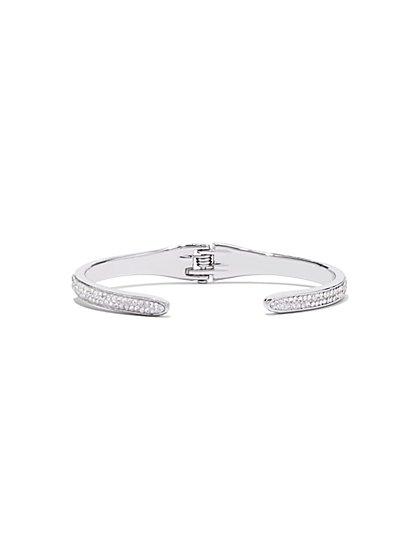 Pavé Cuff Bracelet  - New York & Company
