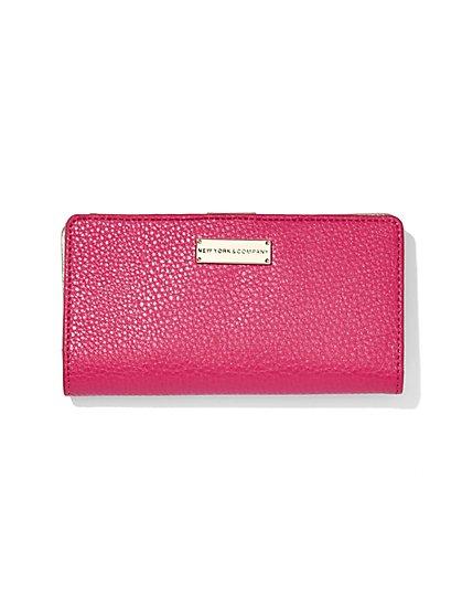Pebblegrain Wallet  - New York & Company