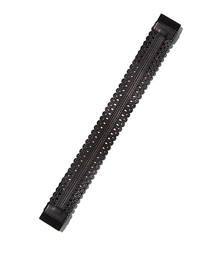 Perforated Belt  - New York & Company