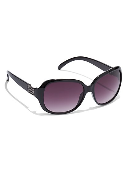 Perforated Sunglasses - New York & Company