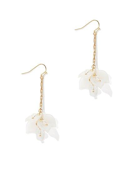 Petal Drop Earring - New York & Company