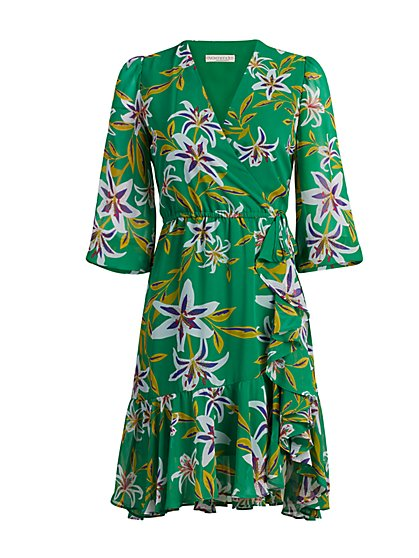 Petite Cassidy Dress - Eva Mendes Collection - New York & Company
