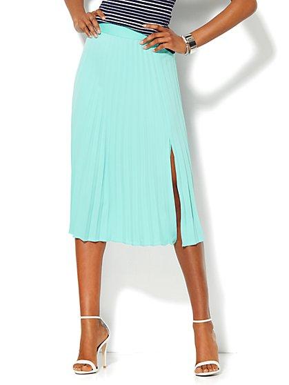 Pleated Skirt  - New York & Company