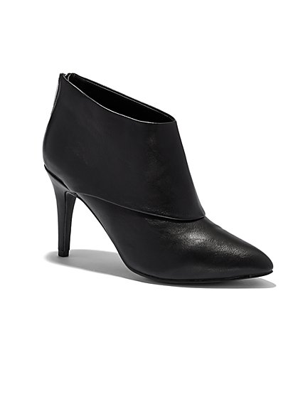 Pointed-Toe Bootie - New York & Company