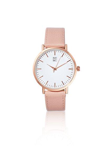Polished Watch  - New York & Company