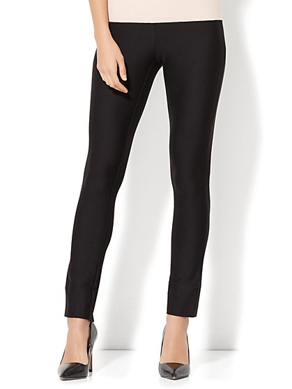Pull-On Legging - Black - New York & Company