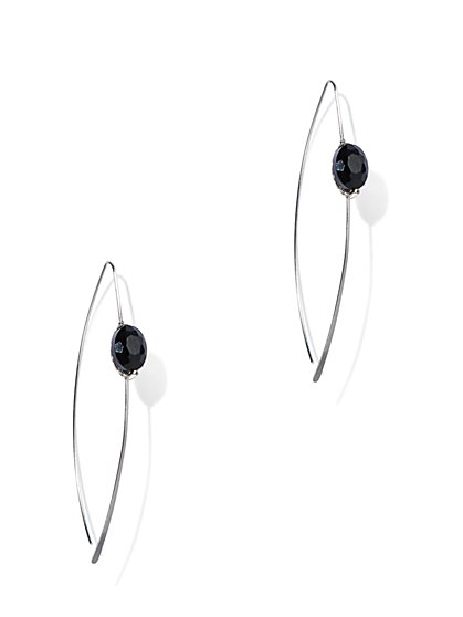 Pull-Through Wire Earring  - New York & Company