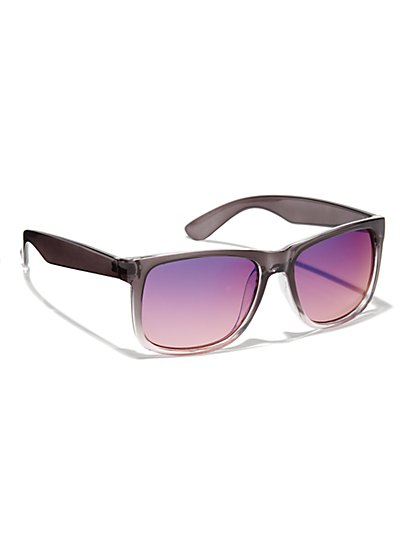 Purple-Lens Sunglasses