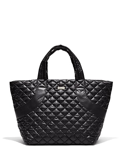 Quilted Tote Bag  - New York & Company