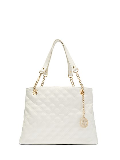 Quilted Tote  - New York & Company