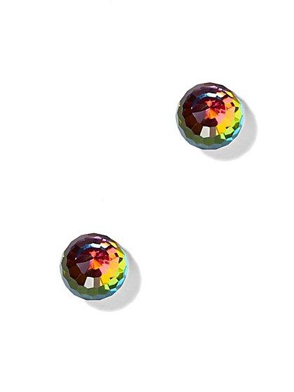 Rainbow Post Earring  - New York & Company