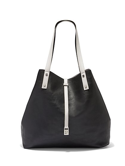 Reversible & Convertible Tote - New York & Company