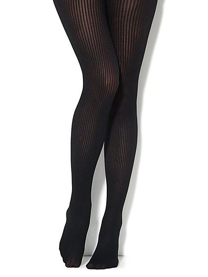 Ribbed Tights - New York & Company