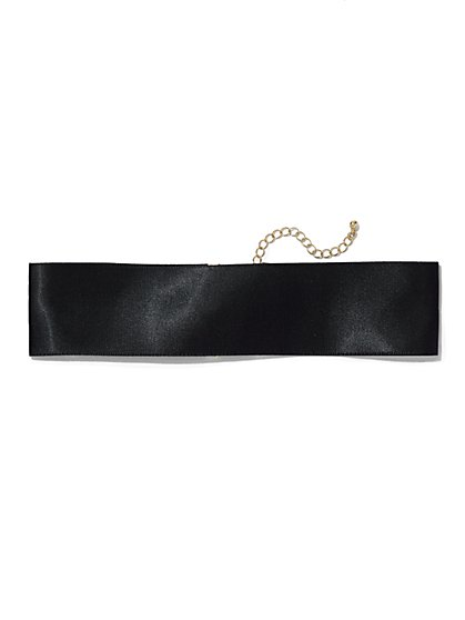 Ribbon Choker Necklace  - New York & Company