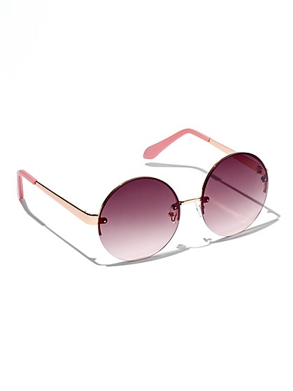 Rimless Sunglasses  - New York & Company